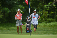 Lydia Ko (NZL) looks over her sand shot on 1 during round 1 of the U.S. Women's Open Championship, Shoal Creek Country Club, at Birmingham, Alabama, USA. 5/31/2018.<br /> Picture: Golffile | Ken Murray<br /> <br /> All photo usage must carry mandatory copyright credit (&copy; Golffile | Ken Murray)