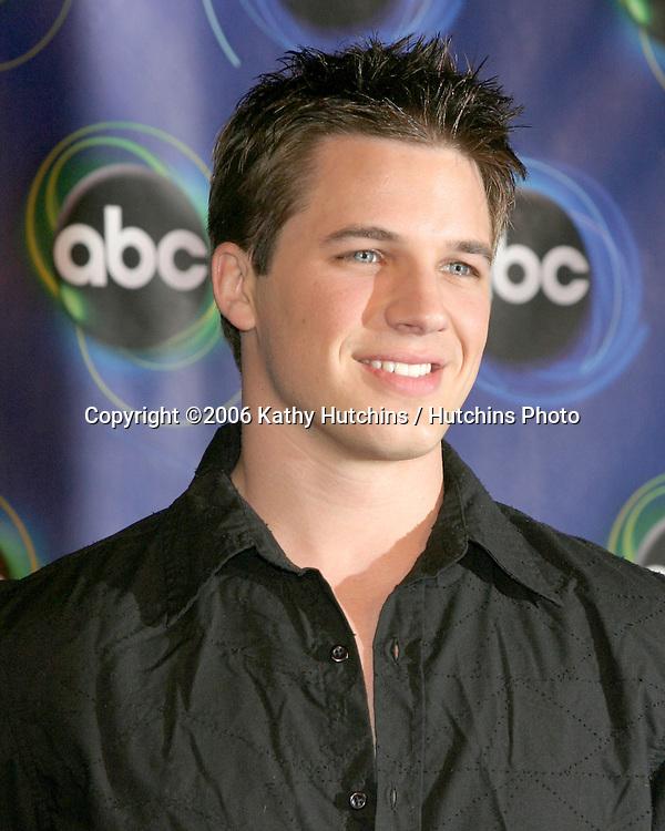 Matt Lanter.ABC TV TCA Party.The Wind Tunnel.Pasadena, CA.January 21, 2006.©2006 Kathy Hutchins / Hutchins Photo....