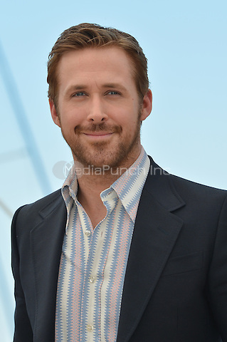 Ryan Gosling at the Photocall &acute;The Nice Guys` - 69th Cannes Film Festival on May 15, 2016 in Cannes, France.<br /> CAP/LAF<br /> &copy;Lafitte/Capital Pictures /MediaPunch ***NORTH AND SOUTH AMERICA ONLY***