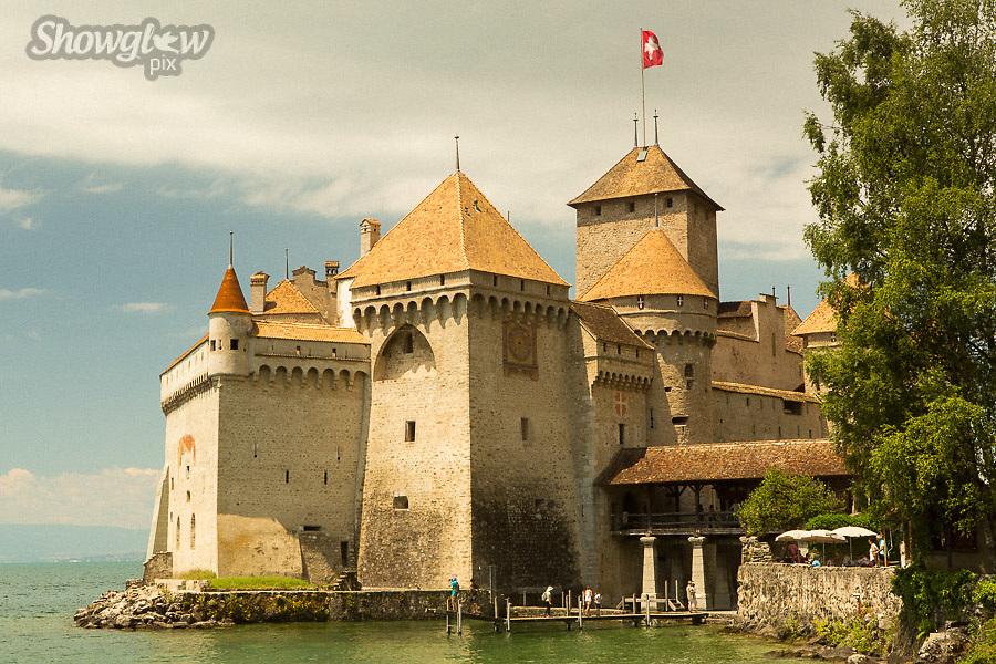 Image Ref: SWISS105<br /> Location: Montreaux, Switzerland<br /> Date of Shot: 25th June 2017