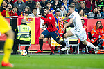 Spain's Alvaro Morata   during the qualifying match for Euro 2020 on 23th March, 2019 in Valencia, Spain. (ALTERPHOTOS/Alconada)