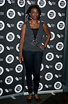 Destiny Ekaragha  at the Opening night gala of 'In Bloom' at the BFI Southbank, London, England  photo by Brian Jordan