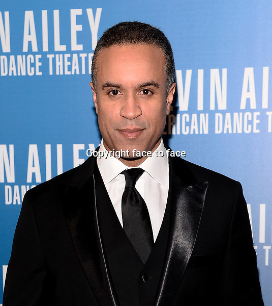 NEW YORK, NY - DECEMBER 04: Maurice DuBois pictured at Alvin Ailey's Opening Night Gala at New York City Center, on December 4, 2013 in New York City. Credit: RTNPluvious/MediaPunch Inc.<br /> Credit: MediaPunch/face to face<br /> - Germany, Austria, Switzerland, Eastern Europe, Australia, UK, USA, Taiwan, Singapore, China, Malaysia, Thailand, Sweden, Estonia, Latvia and Lithuania rights only -