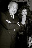 Bill Blass and Jacklyn Smith Undate<br /> Photo By John Barrett/PHOTOlink