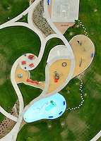 Playground, Colorado Springs, Colorado. August 2012