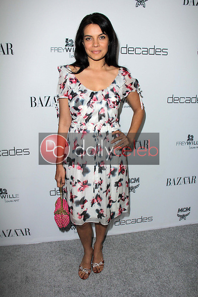 Zuleikha Robinson<br /> at Harper's Bazaar Celebrates The Launch Of The Dukes of Melrose, Sunset Tower, West Hollywood, CA 02-28-13<br /> David Edwards/DailyCeleb.com 818-249-4998