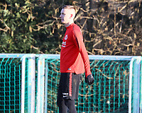 Marius Wolf (Eintracht Frankfurt) - 14.02.2018: Eintracht Frankfurt Training, Commerzbank Arena
