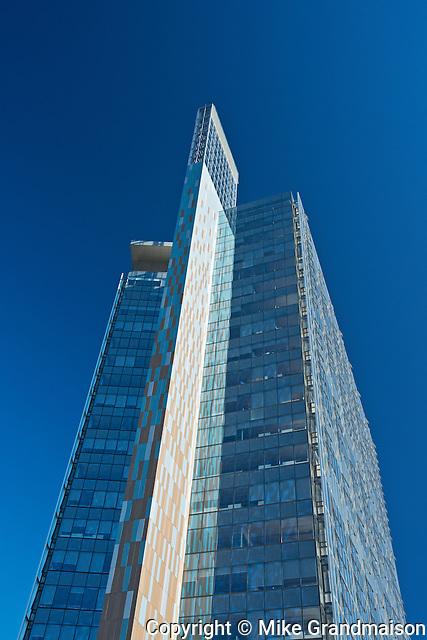 Manitoba Hydro Building<br /> Winnipeg<br /> Manitoba<br /> Canada