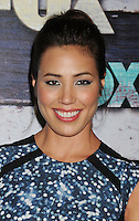 WEST HOLLYWOOD, CA - JULY 23: Michaela Conlin arrives at the FOX All-Star Party on July 23, 2012 in West Hollywood, California. / NortePhoto.com<br />