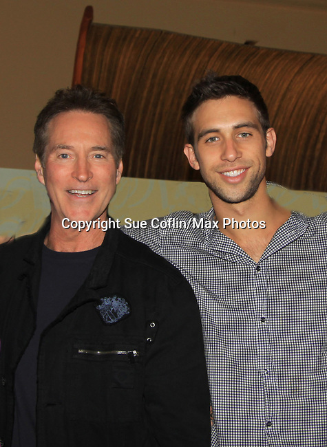 Days Of Our Lives National Tour - Kristian Alfonso, Drake Hogestyn, Suzanne Rogers, Shawn Christian, James Reynolds, Joseph Mascolo, Lauren Koslow, Camila Banus, Blake Berris on September 23, 2012 at The Shops at Mohegan Sun, Uncasville, Connecticut. (Photo by Sue Coflin/Max Photos)