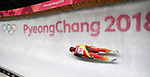Andi Langenhan (GER). Mens luge. Pyeongchang2018 winter Olympics. Alpensia sliding centre. Alpensia. Gangneung. Republic of Korea. 11/02/2018. ~ MANDATORY CREDIT Garry Bowden/SIPPA - NO UNAUTHORISED USE - +44 7837 394578