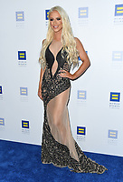 10 March 2018 - Los Angeles, California - Gigi Gorgeous. The Human Rights Campaign 2018 Los Angeles Dinner held at JW Marriott LA Live.  <br /> CAP/ADM/BT<br /> &copy;BT/ADM/Capital Pictures