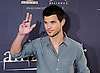 "TAYLOR LAUTNER.attends the 'The Twilight Saga: Breaking Dawn - Part 2' Photocall at the Villamagna Hotel, Madrid_15/11/2012.Mandatory Credit Photo: ©Ortega/NEWSPIX INTERNATIONAL..**ALL FEES PAYABLE TO: ""NEWSPIX INTERNATIONAL""**..IMMEDIATE CONFIRMATION OF USAGE REQUIRED:.Newspix International, 31 Chinnery Hill, Bishop's Stortford, ENGLAND CM23 3PS.Tel:+441279 324672  ; Fax: +441279656877.Mobile:  07775681153.e-mail: info@newspixinternational.co.uk"