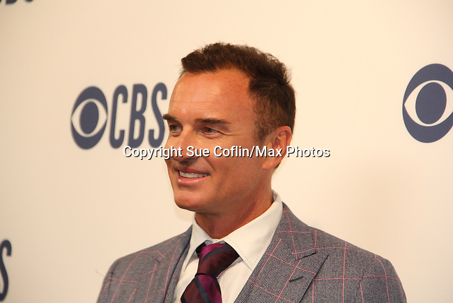 """Julian McMahon """"Ian Rain"""" - Another World, Profiler, Charmed - CBS Upfront 2019 held in New York City at the Todd English Food Hall on May 15, 2019 with new fall shows  - Bob Hearts Abishola, All Rise, The Unicorn, Carol's Second Act, Evil, Broke, FBI: Most Wanted, Love Island UK renewed The Neighborhood and newscasters from 60 Minutes, CBS This Morning, CBS News, Face The Nation. (Photo by Sue Coflin/Max Photos)"""