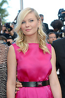 "Kirsten Dunst attending the ""On the Road"" Premiere during the 65th annual International Cannes Film Festival in Cannes, 23.05.2012...Credit: Timm/face to face"