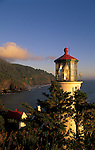 Heceta Head Lighthouse on the Oregon coast..#2308-3229