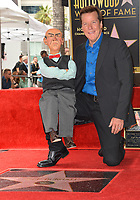 Jeff Dunham &amp; Walter at the Hollywood Walk of Fame Star Ceremony honoring ventriloquist Jeff Dunham, Los Angeles, USA 21 Sept. 2017<br /> Picture: Paul Smith/Featureflash/SilverHub 0208 004 5359 sales@silverhubmedia.com