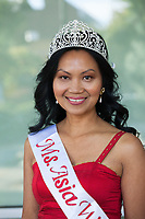 Ms. Asia 2017, Renton Multicultural Festival, Washington, USA.