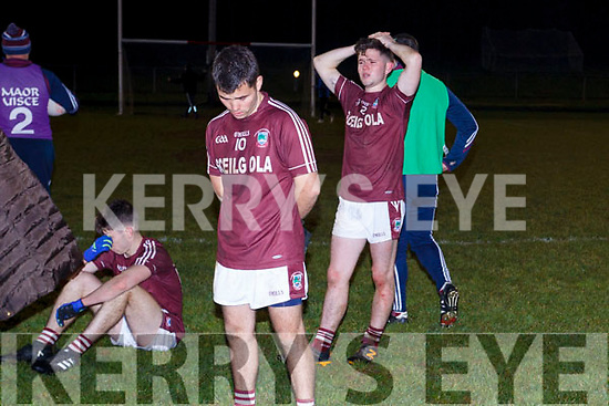 Dromid reaction end of the Munster Junior final.