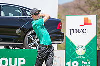 Marcus Kinhult (SWE) during the first round at the Nedbank Golf Challenge hosted by Gary Player,  Gary Player country Club, Sun City, Rustenburg, South Africa. 08/11/2018 <br /> Picture: Golffile | Tyrone Winfield<br /> <br /> <br /> All photo usage must carry mandatory copyright credit (&copy; Golffile | Tyrone Winfield)