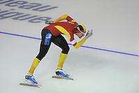 SPEEDSKATING: CALGARY: 13-11-2015, Olympic Oval, ISU World Cup, ©foto Martin de Jong