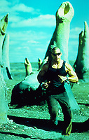 Pitch Black (2000) <br /> Vin Diesel<br /> *Filmstill - Editorial Use Only*<br /> CAP/KFS<br /> Image supplied by Capital Pictures