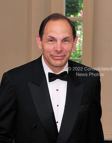 """Robert A. """"Bob"""" McDonald, Chairman of the Board, President and CEO, Procter and Gamble, arrives for a State Dinner in honor of Chancellor Angela Merkel of Germany at the White House in Washington, D.C.  on Tuesday, June 7, 2011.Credit: Ron Sachs / CNP"""