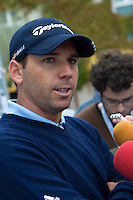 Sergio García - CASTELLÓ MASTERS Costa Azahar - 23-26 October 2008 - Club de Campo del Mediterráneo, Borriol, Castellón, Spain, Europe