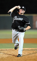 June 24, 2008: South Carolina native Kevin Pucetas of the San Jose Giants pitched in the Carolina-California All-Star Game at BB&T Coastal Field in Myrtle Beach, S.C. Photo: Tom Priddy /  Four Seam Images