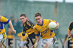 Feale Rangers v Dr Crokes in the County Championship Semi-final at Austin Stack park on Sunday.