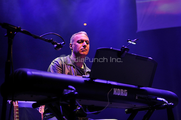 LONDON, ENGLAND - MAY 15: Nitin Sawhney performing at Camden Roundhouse on May 15, 2016 in London, England.<br /> CAP/MAR<br /> &copy;MAR/Capital Pictures /MediaPunch ***NORTH AMERICA AND SOUTH AMERICA ONLY***