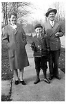 """Janet & Bill Winton, little boy unknown, and Bill is George Anderson's Youngest son. Bill Winton is George Anderson """"Pop Pop"""" Wintons brother."""