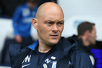 Preston North End manager Alex Neil  takes his place in the dugout<br /> <br /> Photographer Stephen White/CameraSport<br /> <br /> The EFL Sky Bet Championship - West Bromwich Albion v Preston North End - Saturday 13th April 2019 - The Hawthorns - West Bromwich<br /> <br /> World Copyright © 2019 CameraSport. All rights reserved. 43 Linden Ave. Countesthorpe. Leicester. England. LE8 5PG - Tel: +44 (0) 116 277 4147 - admin@camerasport.com - www.camerasport.com