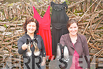 Recycle and refashion your wardrobe with the fashion treasure second-hand clothes shop in Carnegie Art Centre in Kenmare on May 19th and 20th. .L-R Manager of Carnegie Arts Centre Claire Bumbury and Mary Donegan.