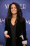 "Storm Lever attends the Meet & Greet for ""Summer: The Donna Summer Musical"" on March 8, 2018 at the New 42nd Street Studios,  in New York City."