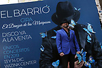 El Barrio presents its new record work on October 22, 2019 in Madrid, Spain.(ALTERPHOTOS/ItahisaHernandez)