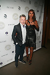 Simon Doonan and Iman Attend the Destination IMAN Website Launch Party at The Electric Room at The Dream Downtown, NY 9/7/12