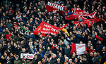 Liverpool's fans get behind their side during the Champions League Quarter Final 2nd Leg match at the Etihad Stadium, Manchester. Picture date: 10th April 2018. Picture credit should read: David Klein/Sportimage