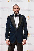 London, UK. 8 May 2016. Fred Sirieix. Red carpet  celebrity arrivals for the House Of Fraser British Academy Television Awards at the Royal Festival Hall.