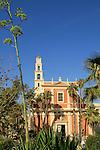 Israel, Tel Aviv-Yafo, St. Peter's Church in Old Jaffa