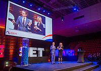 Rotterdam, Netherlands, December 16,  2017, Topsportcentrum,  KNLTB Jaarcongres,  Mark Koevermans kenode speakers<br /> Photo: Tennisimages/Henk Koster