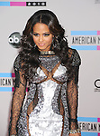 LOS ANGELES, CA. - November 21: Christina Milian arrives at the 2010 American Music Awards held at Nokia Theatre L.A. Live on November 21, 2010 in Los Angeles, California.