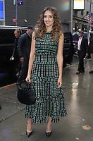 NEW YORK, NY - MAY 13: Jessica Alba at Good Morning America in New York City on May 13, 2019. <br /> CAP/MPI/RW<br /> ©RW/MPI/Capital Pictures