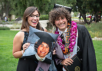 Evita Chavez '15 and her brother Eli Chavez<br />