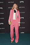 LOS ANGELES, CA - NOVEMBER 07: Actress Brit Marling attends LACMA 2015 Art+Film Gala Honoring James Turrell and Alejandro G Iñárritu, Presented by Gucci at LACMA on November 7, 2015 in Los Angeles, California.