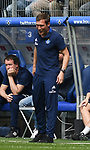19.05.2019,  GER; 2. FBL, Hamburger SV vs MSV Duisburg ,DFL REGULATIONS PROHIBIT ANY USE OF PHOTOGRAPHS AS IMAGE SEQUENCES AND/OR QUASI-VIDEO, im Bild Trainer Hannes Wolf (Hamburg) Foto © nordphoto / Witke *** Local Caption ***