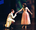 2002 - DON GIOVANNI - Don Giovanni (William Shimell) woos Zerlina (Sari Gruber) in Opera Pacific's production of Don Giovanni.