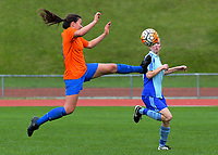 170527 Women's Central League Football - Wellington United Diamonds v Seatoun AFC