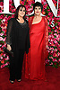 Lisa Mordente and mom Chita Rivera arrives at The 72nd Annual Tony Awards on June 10, 2018 at Radio City Music Hall in New York, New York, USA. <br /> <br /> photo by Robin Platzer/Twin Images<br />  <br /> phone number 212-935-0770