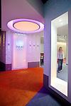 Eindhoven, 28 juli 2009<br /> Philips Lighting Application Centre LAC<br /> Hotelruimte<br /> Foto Felix Kalkman